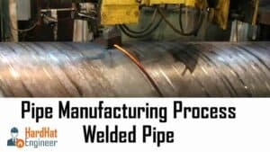Welded Pipe Manufacturing Processe
