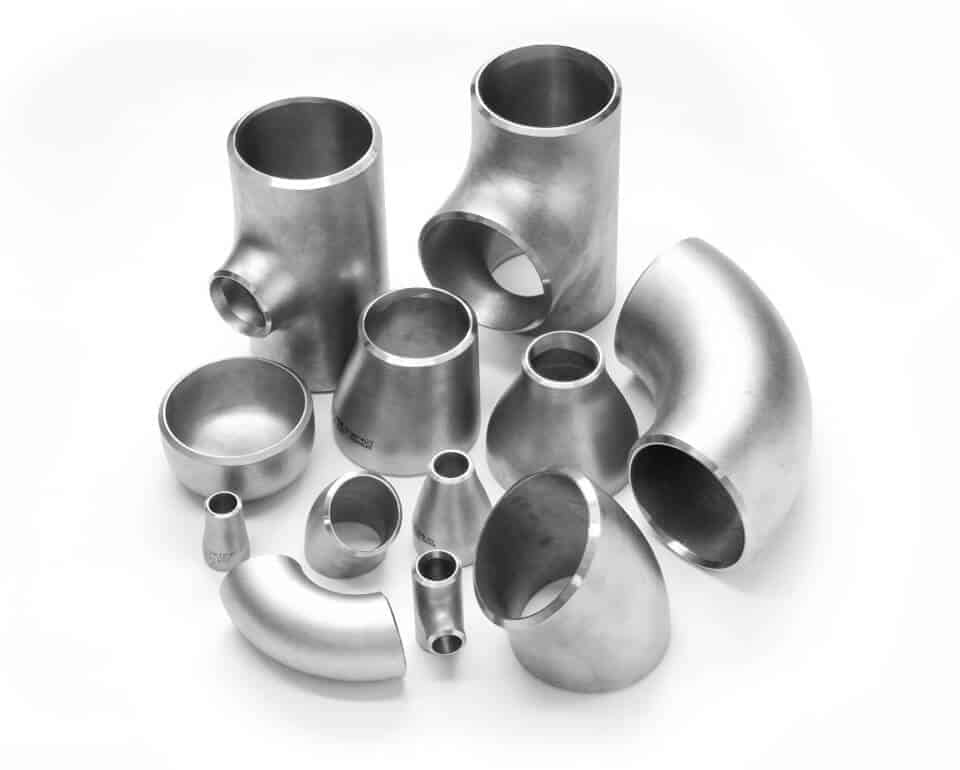 Types of Pipe Fittings Used in Piping - A Complete Guide