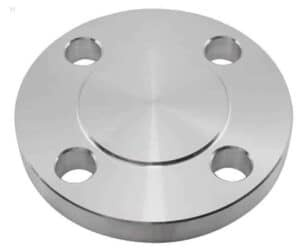 crossection of weldneck flange