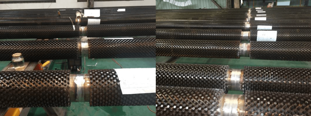 Alloy Steel tube with stud