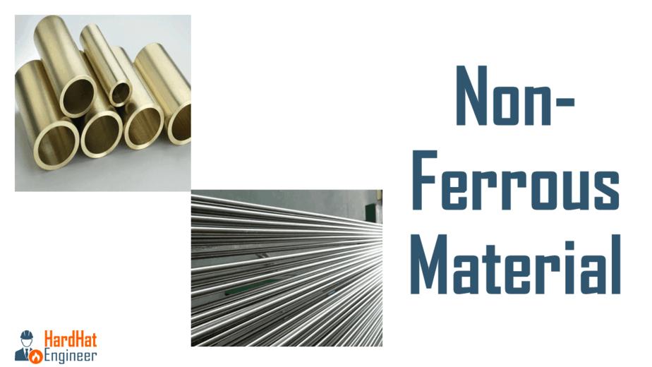 Non-ferrous material