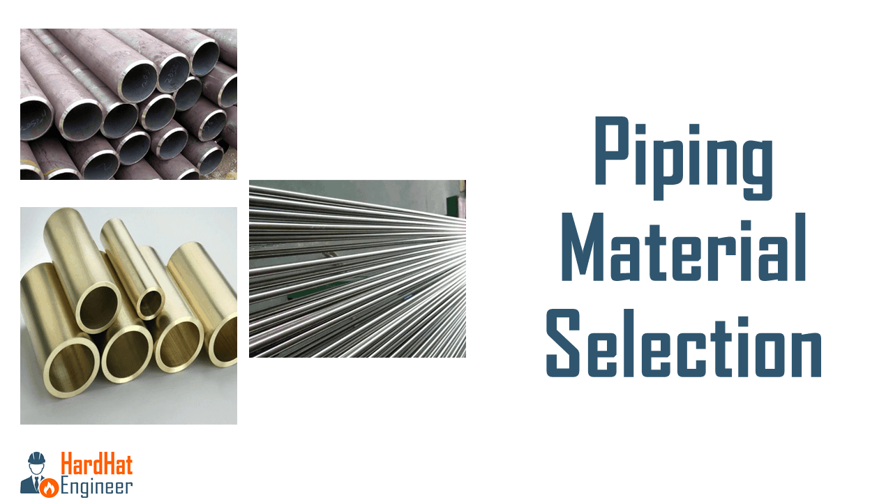Pipe Material - A Complete Guide