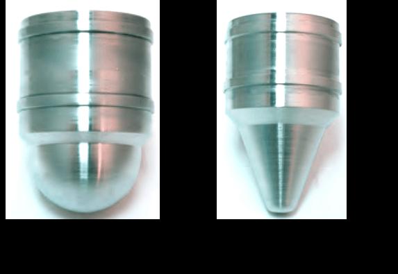 globe valve disc types