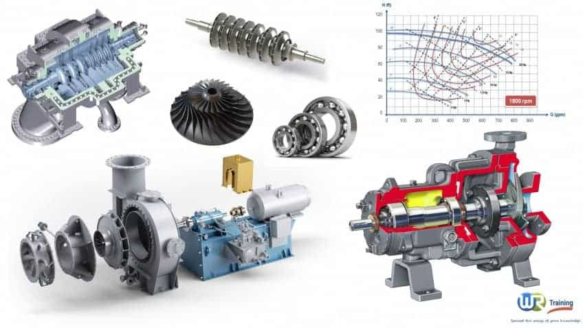 Pump and Compressor training course bundle