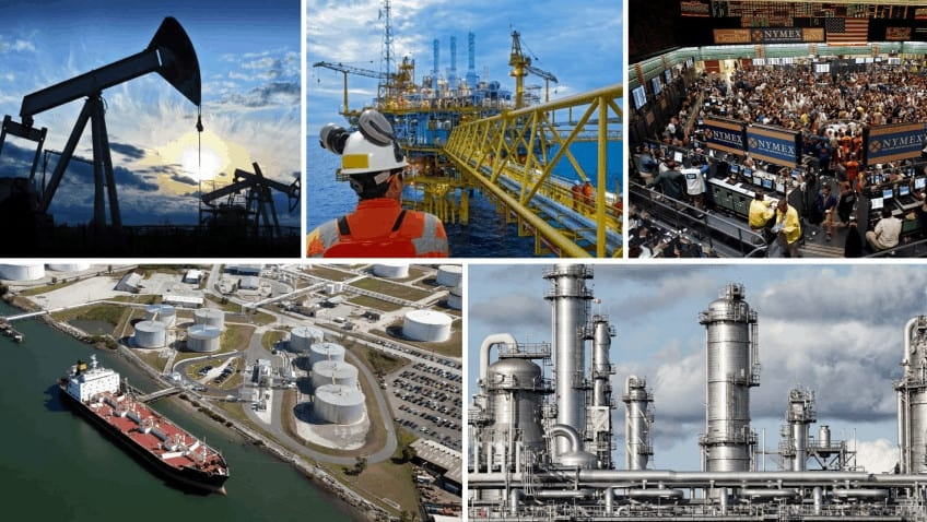 Oil and Gas Training Course Bundle