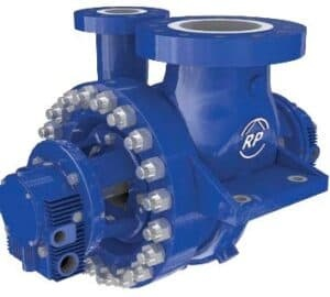 API 610 BB2 Type Pump