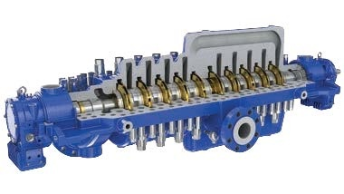 API 610 BB3 Type Pump