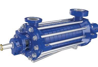 API 610 BB4 Type Pump
