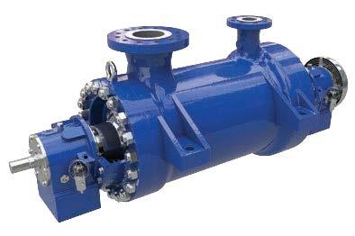 API 610 BB5 Type Pump