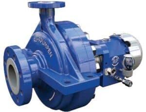 API 610 OH2 Type Pump