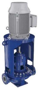 API 610 OH3 Type Pump