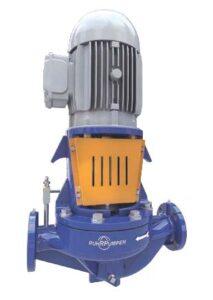 API 610 OH4 Type Pump