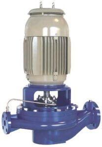 API 610 OH5 Type Pump